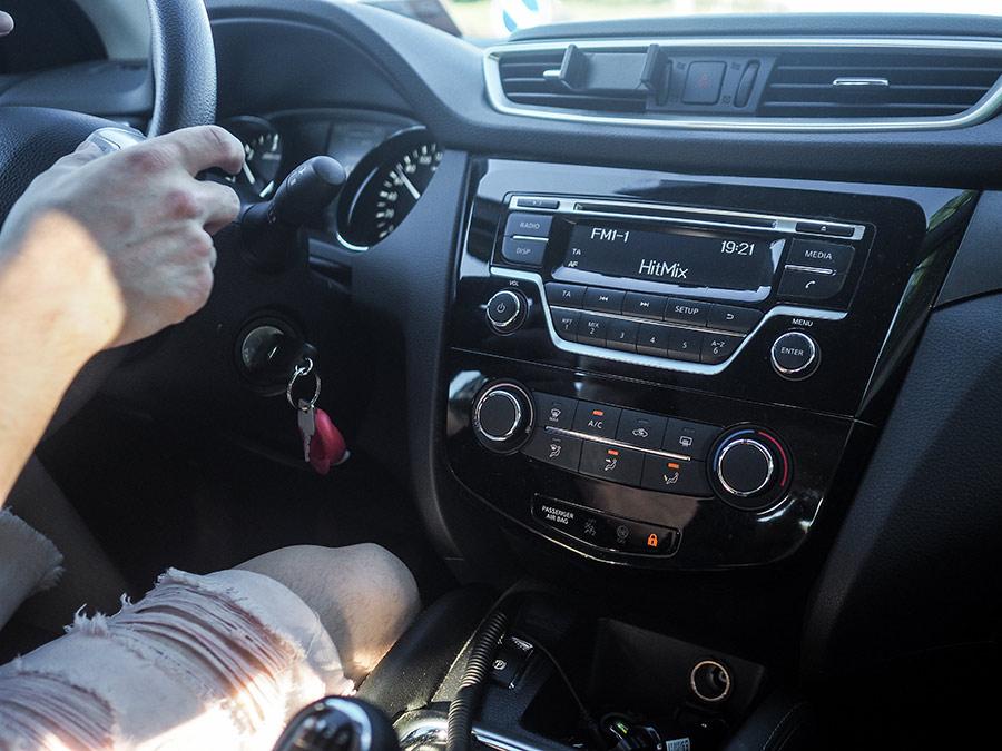 Auto, ajaminen,