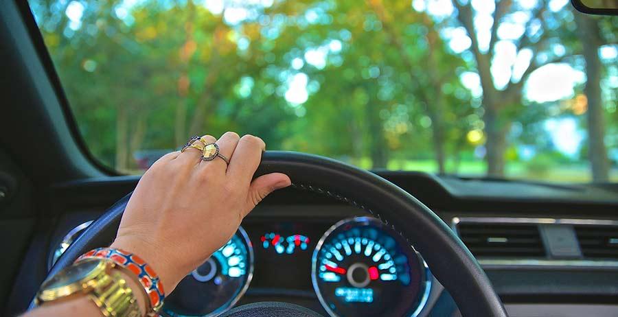 Auto, Ratti, käsi